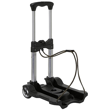 Samsonite Compact Folding Luggage Cart, Black, One Size