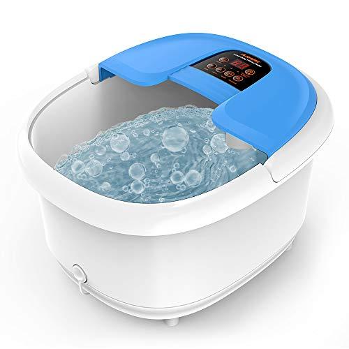 Arealer 六合一foot spa豪华全自动加热按摩足浴盆