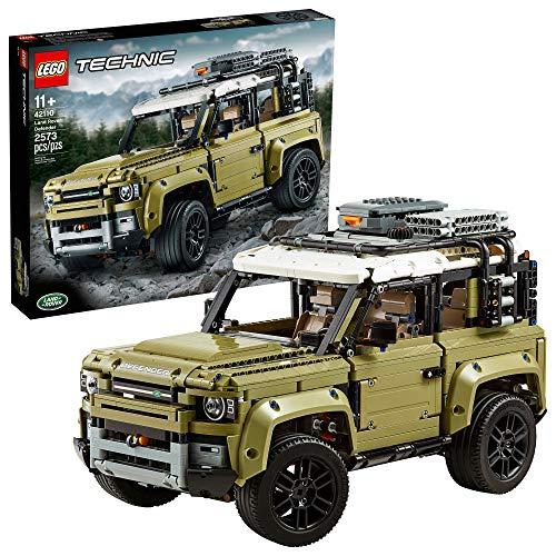 史低价!LEGO 乐高 TECHNIC 科技系列 42110 路虎卫士