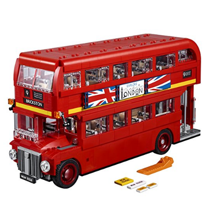 LEGO Creator Expert London Bus 10258 Building Kit (1686 Piece)
