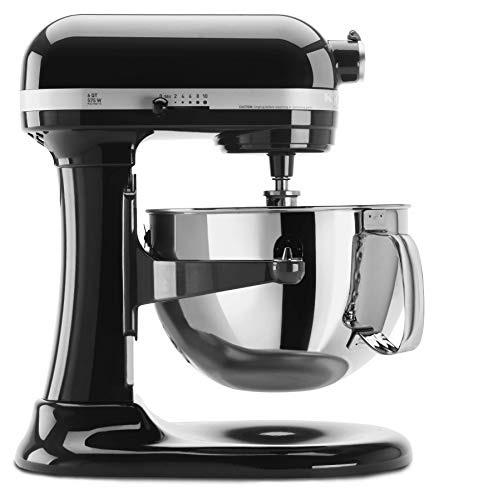 KitchenAid 凯膳怡 Pro 专业600系列 KP26M1XOB 多功能厨师机