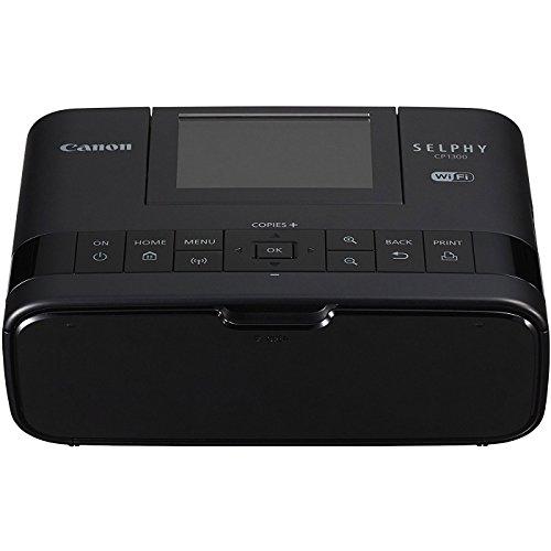 Canon佳能SELPHY CP1300 紧凑型照片打印机