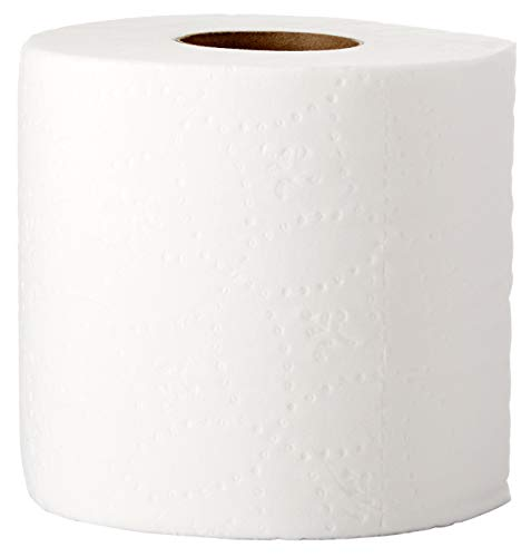 AmazonCommercial Ultra Plus Toilet Paper, 400 Sheets per Roll, 80 Rolls