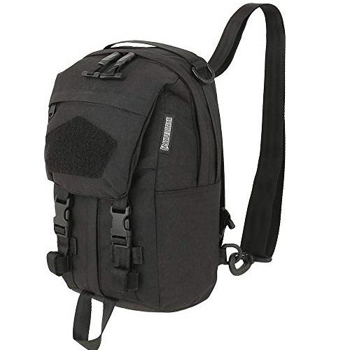 Maxpedition 美国马盖先 TT12 可变换三用式 城市双肩/单肩/斜挎背包,6L