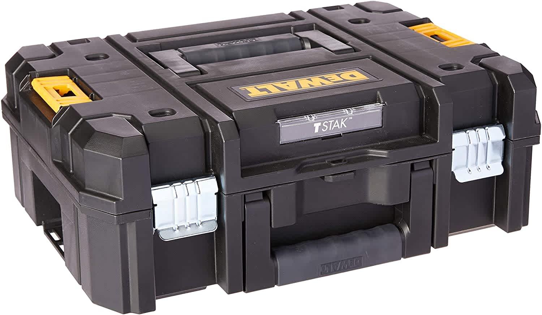 DeWalt TSTAK II Flat Top Toolbox Organizer