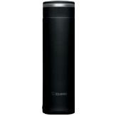 Zojirushi SM-JHE48BA Stainless Steel Travel Mug, 16-Ounce/0.48-Liter, Black