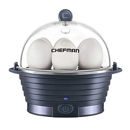 史低价!Chefman 电动煮蛋器