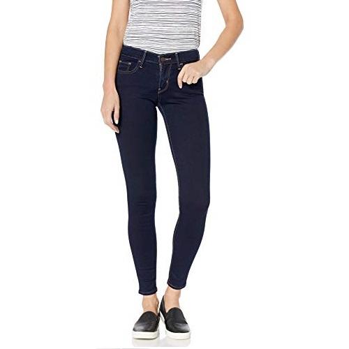 史低价!Levi's 李维斯 710系列 女式超紧身牛仔裤