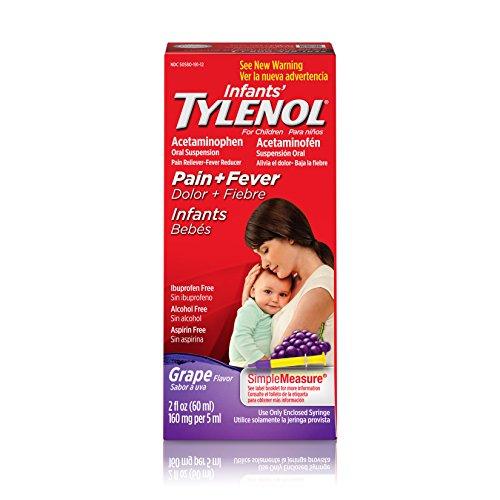 Infants' Tylenol Oral Suspension