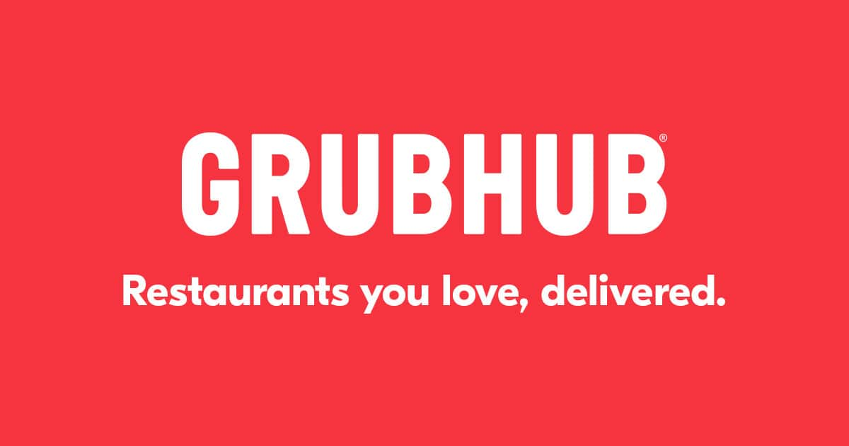 Chicago Residents: Grubhub: Savings on Your Next Order