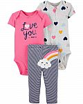 Carters - Baby Girl Baby Boy Sets