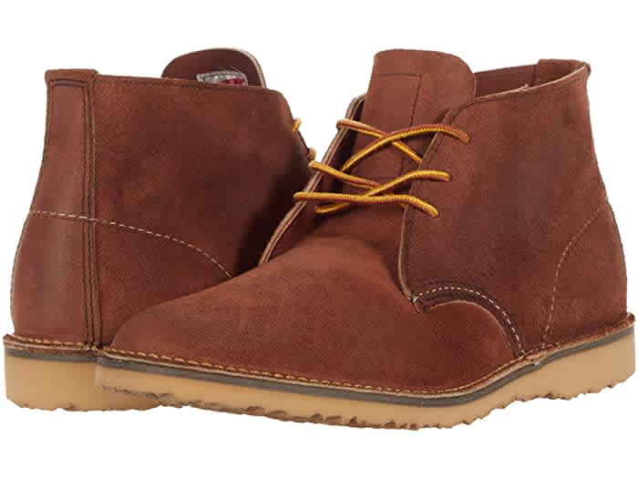 Red Wing Men's Heritage Weekend Chukka Boots