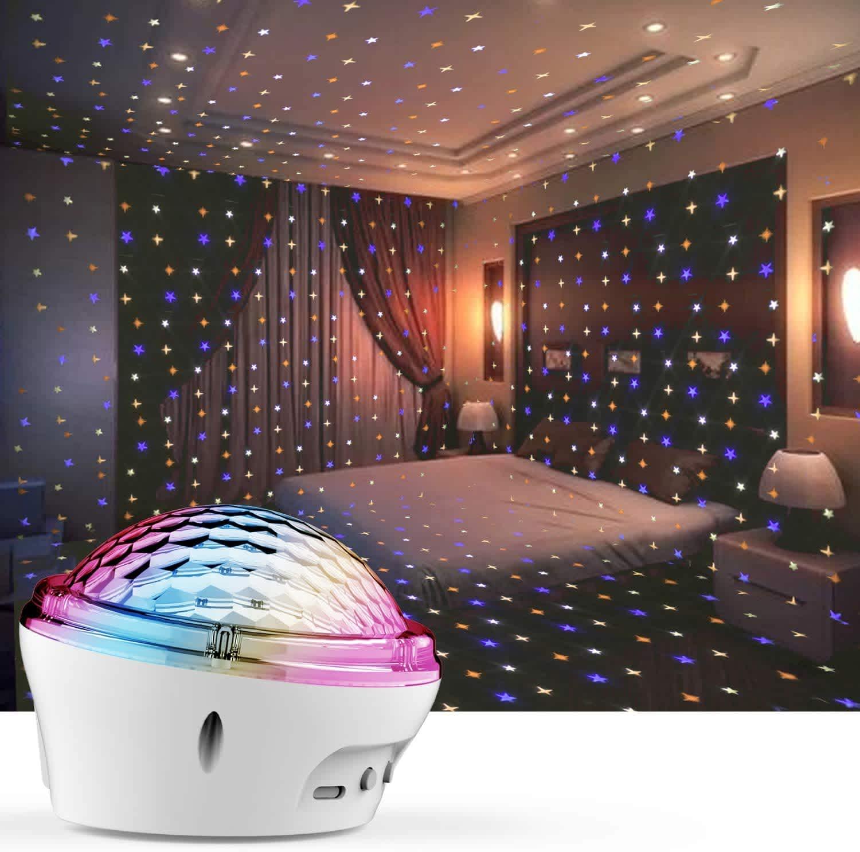 Mimiviva Star Projector Night Light