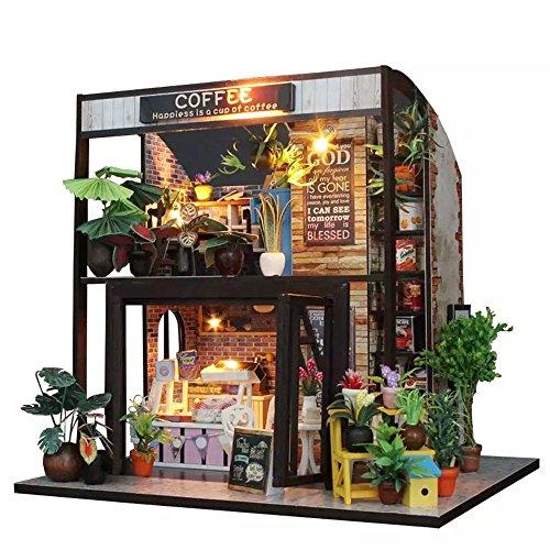 Flever 迷你双层咖啡馆 玩具