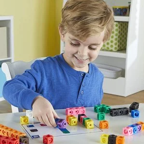 金盒特价!Learning Resources 返校季教育类玩具好价促销 低至5折!