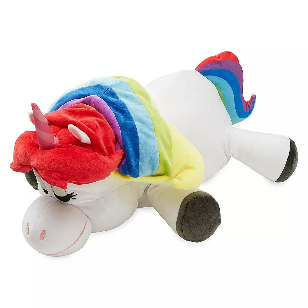 "25"" Inside Out Rainbow Unicorn Cuddleez Plush"