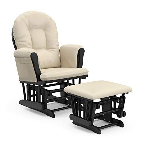 Storkcraft Premium 摇椅,附搭脚凳