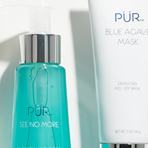 Pur Cosmetics官网全场护肤额外7折促销