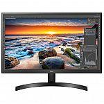 "LG 27UK500-B 27"" 4K UHD IPS HDR10 Monitor with AMD FreeSync"