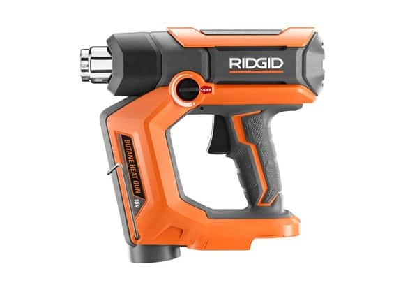 Ridgid R860434B 18V Cordless Butane Heat Gun (Tool Only)