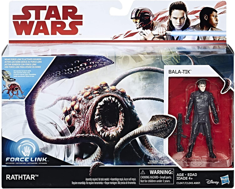 Star Wars Force Link Figures: Rathtar & Bala-TIK