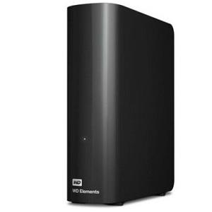 Western Digital西部数据 Elements 3.5英寸移动硬盘 6TB 德版