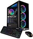 iBUYPOWER Pro Gaming Desktop Element MR 9320 (i7-10700F GTX 1660 Ti 16GB 240GB SSD, 1TB HDD)