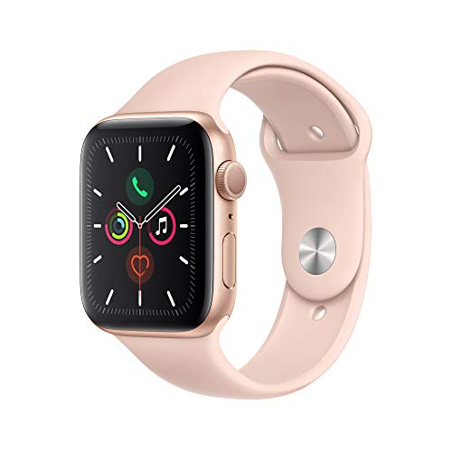 手慢无! Apple Watch Series 5 智能手表(GPS, 44mm)