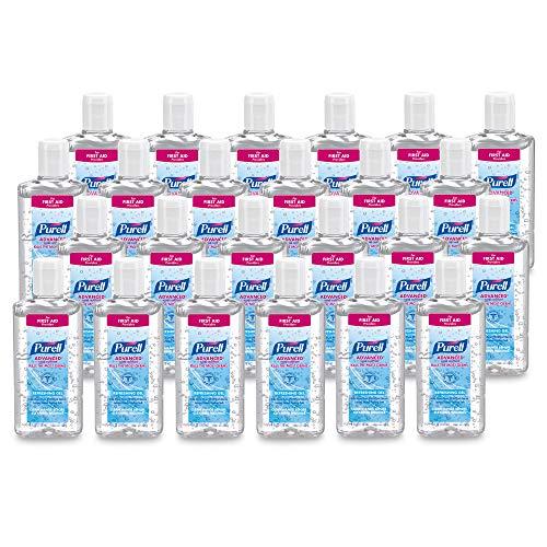 PURELL 消毒杀菌免洗洗手液,4 oz/瓶,共24瓶,现售价