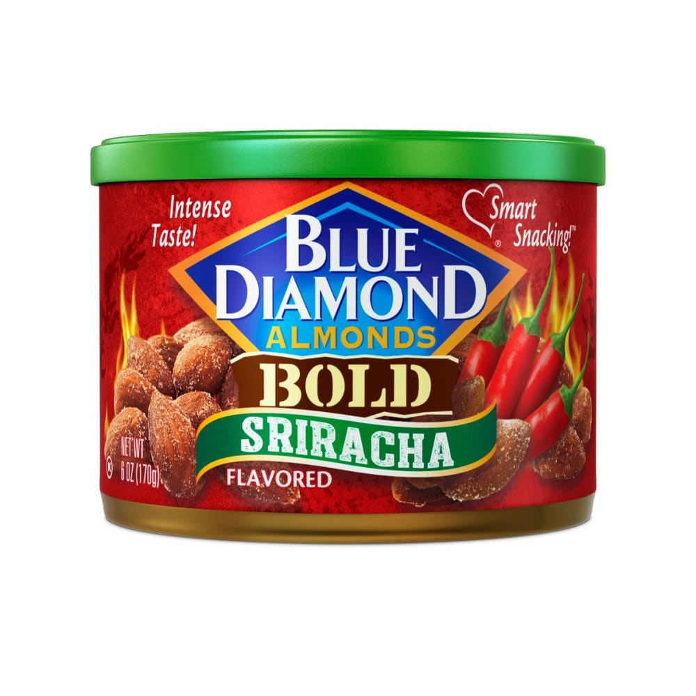 6oz. Blue Diamond Almonds (Bold Sriracha)