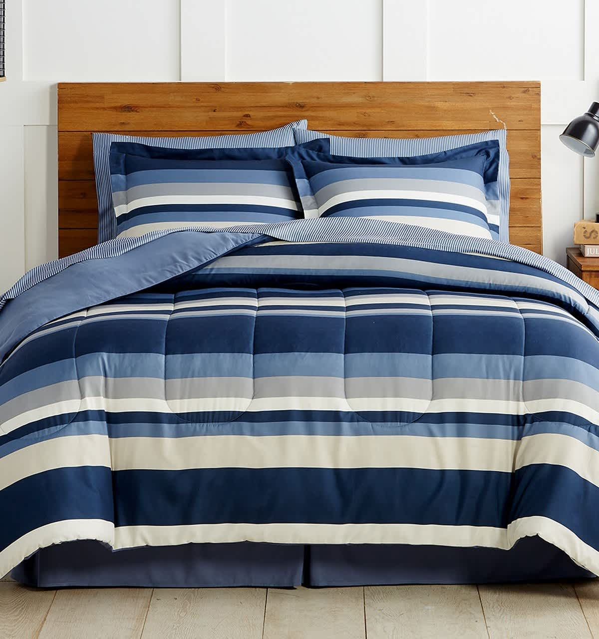 8-Piece Comforter Sets at Macy's