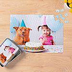 10x14 Custom Photo Puzzle (252 pieces)