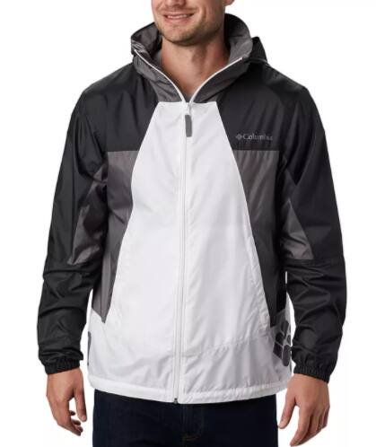 Calvin Klein Women's Trench Coat $44.45, Columbia Men's Windbreaker