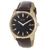 Citizen Men's AU1043-00E Men's Strap Eco Drive Watch