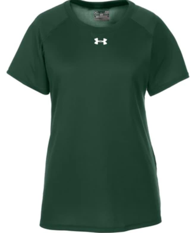 Under Armour Women's Short Sleeve Locker T-Shirt