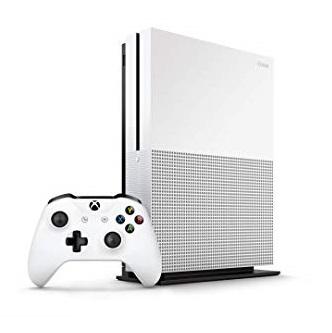 Xbox One S 1TB Console 无光驱版游戏主机