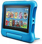 Amazon Fire 7 Kids Tablet $60, Fire HD 8 Kids $90