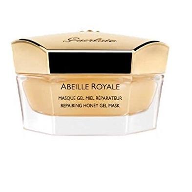Guerlain Abeille Royale Repairing Honey Gel Mask for Women, 1.6 Ounce