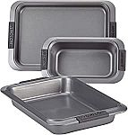 3-Piece Anolon Advanced Nonstick Bakeware Set with Grips
