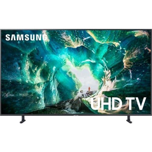 "82"" Samsung UN82RU8000FXZA 4K UHD HDR Smart Tizen HDTV"