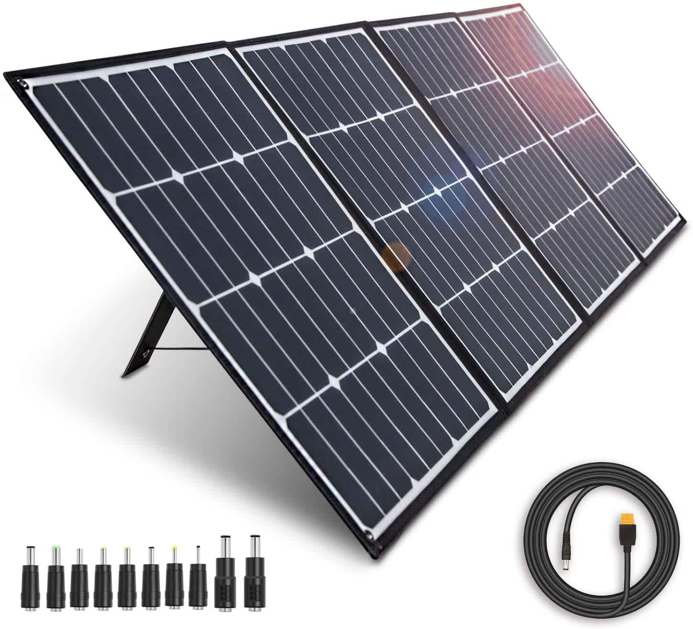 Aiper 160W Portable Solar Panel