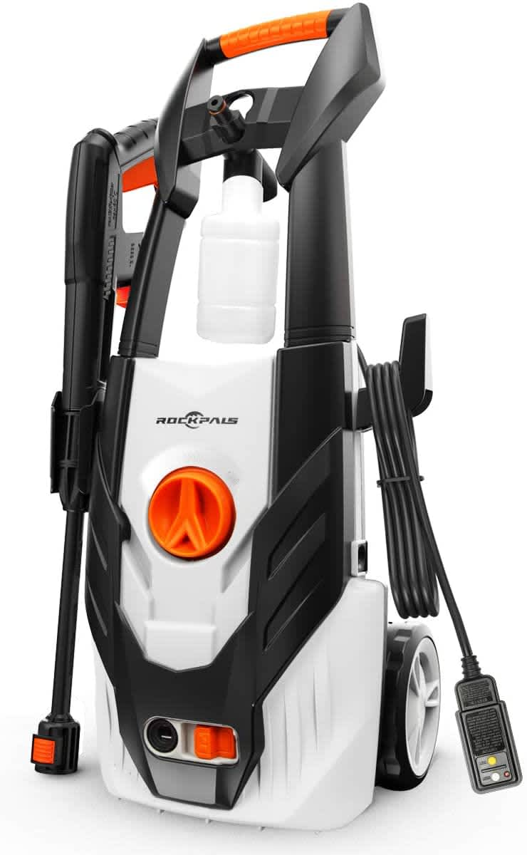 Rockpals Electric Pressure Washer