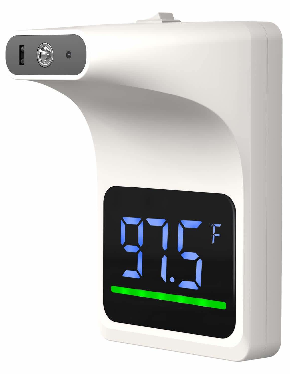 Gekka Wall Mounted Non-Contact Thermometer