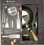 Member's Mark Gourmet 7 piece Griddle Tool Set