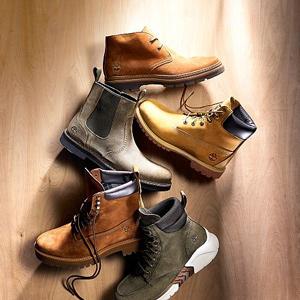 Nordstrom现有精选几款Timberland 鞋履5折促销