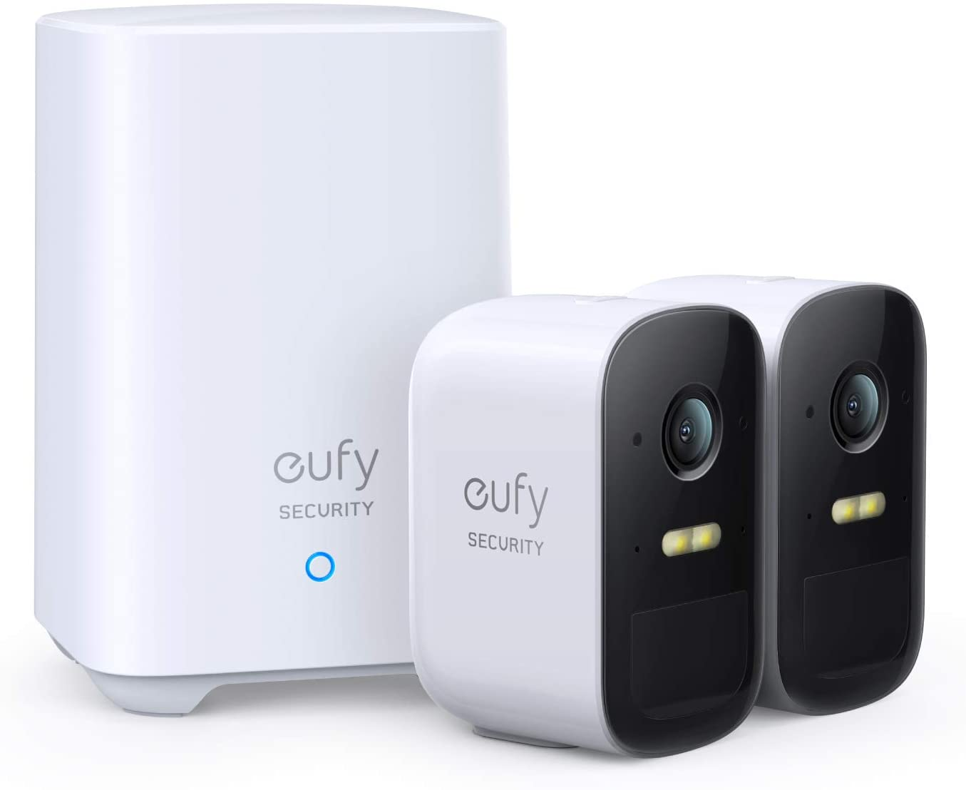 eufy Security Pro 2-Cam Wireless Home Security System