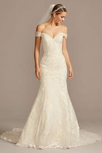 Wedding Dresses at David's Bridal