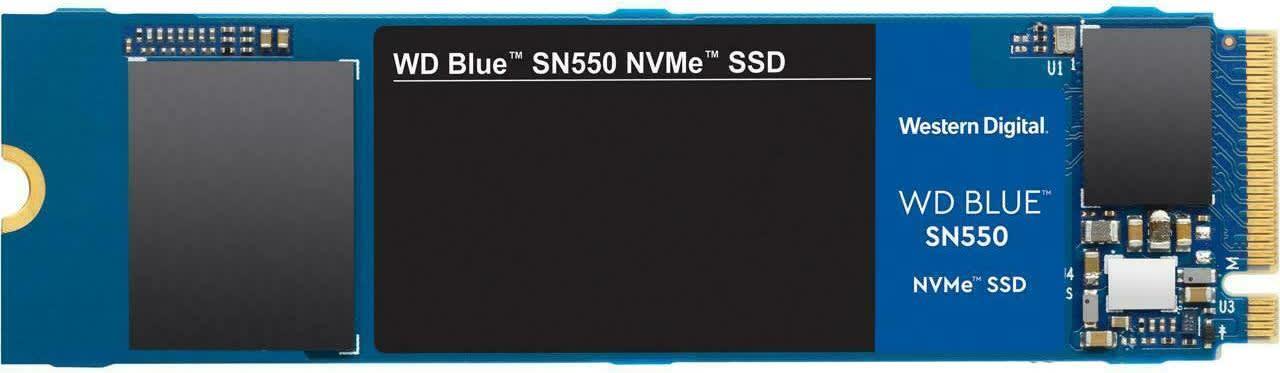 Western Digital Blue 1TB SN550 NVMe M.2 SSD