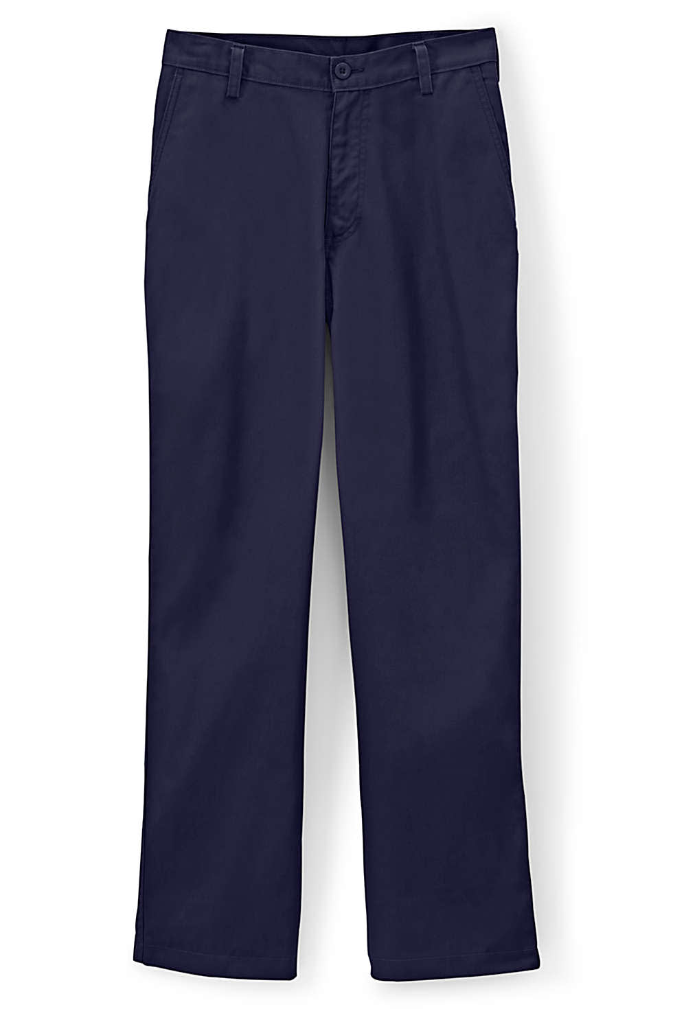 Lands' End Men's Basic Work Pants