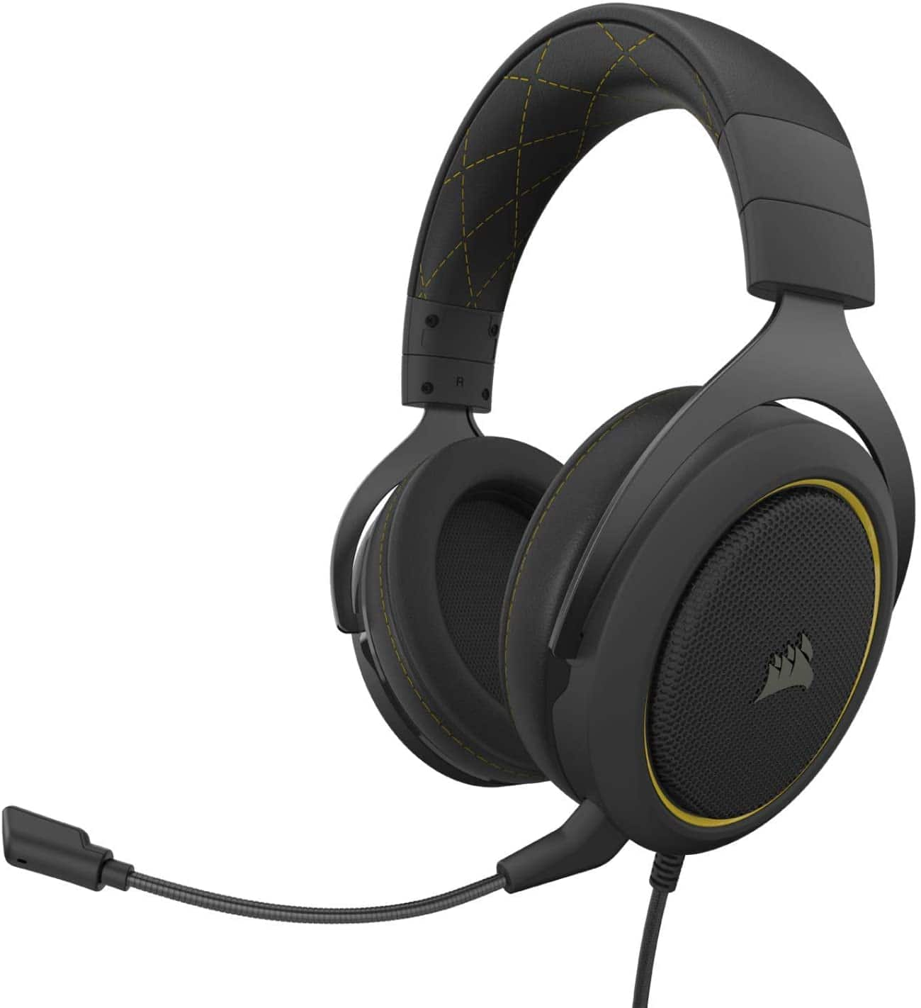 Corsair HS60 Pro 7.1 Virtual Surround Sound Gaming Headset w/ USB DAC